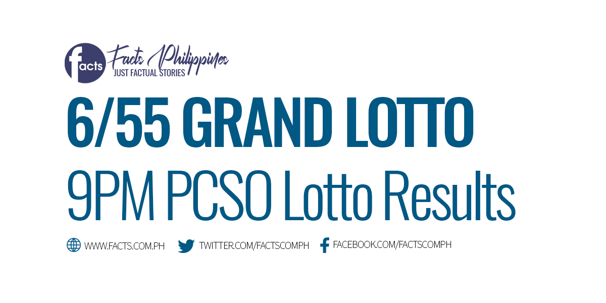 655 Lotto Result Today PCSO