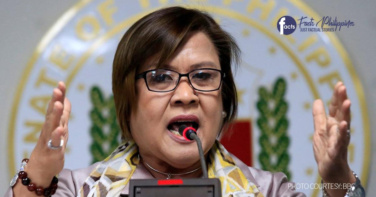 Leila De Lima plans Reelection in 2022