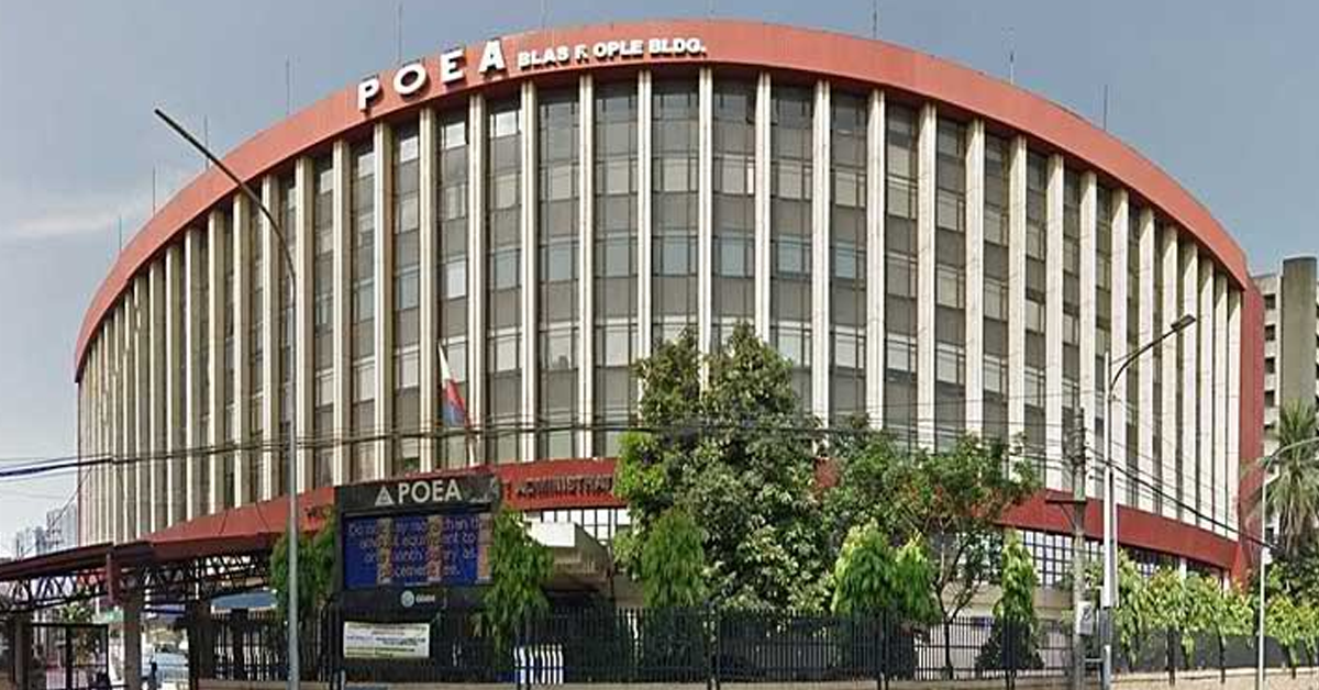 Philippine Overseas Employment Administration Building